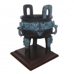 Large Bronze Ding
