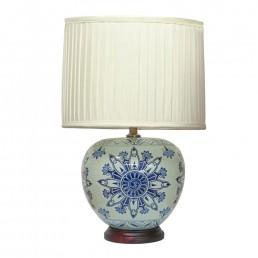 Wan Hua Tong Lamp (Pair)