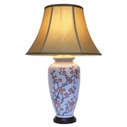 Chinese Table Lamp Twiglets (Pair)