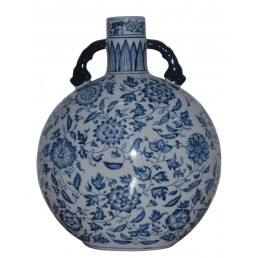 Chinese Vase Moon Flask