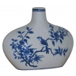 Chinese Vase Zhi Que Stem
