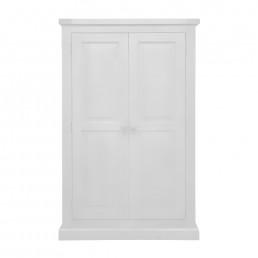 White Pine Double Wardrobe