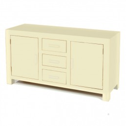 Colour Cube Large Oak Sideboard