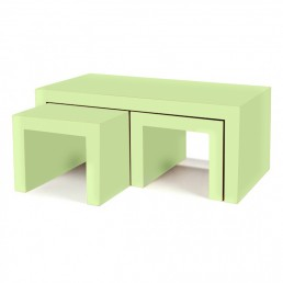 Colour Cube Coffee Tables