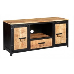 Cosmo Industrial TV Cabinet