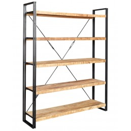 Cosmo Industrial Bookcase
