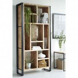 Cosmo Cart Large Bookcase