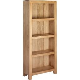 Cuba Cube Oak Bookcase