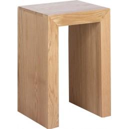 Cuba Cube Oak Table