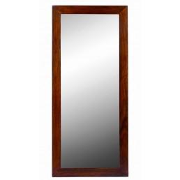 Cuba Cube Sheesham Tall Mirror