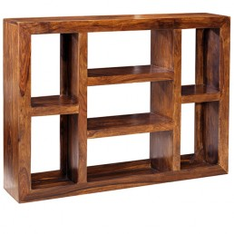 Cuba Cube Sheesham Multi-shelf