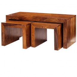 Cuba Cube Coffee Tables