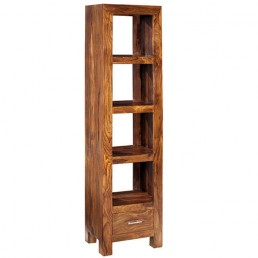 Cuba Cube Slim Bookcase