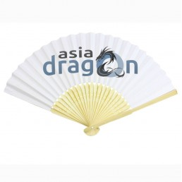 Personalised Printed Hand Fan