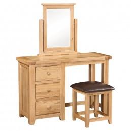 Devon Oak Dressing Table Mirror
