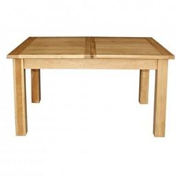 Devon Oak 1.4 m Extending Dining Table