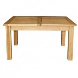 Devon Oak Large Extending Dining Table