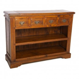 East Indies Open Bookcase