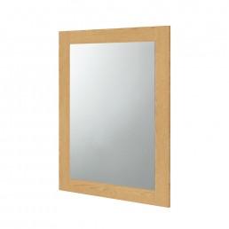 Empire Oak Small Mirror