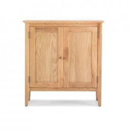 Empire Oak Storage Cabinet