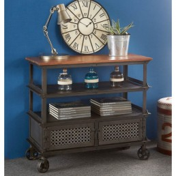 Evoke Console Table Trolley