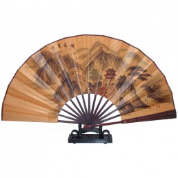 Chinese Great Wall of China Fan