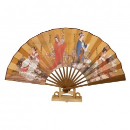 Chinese Four Beauties Fan