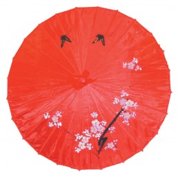 Chinese Parasol - Silky