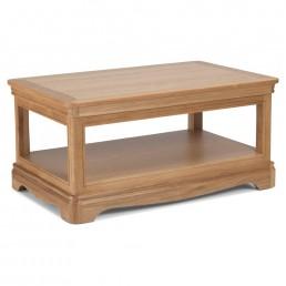 Frontier Oak Coffee Table