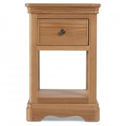 Frontier Oak Lamp table