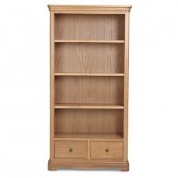 Frontier Oak Large Bookcase