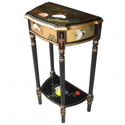 Chinese Gold Lacquer Table Stand