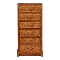 Hampton Walnut Filing Cabinet