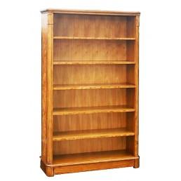 Hampton Walnut Tall Bookcase