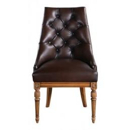 Hampton Walnut Library Chair