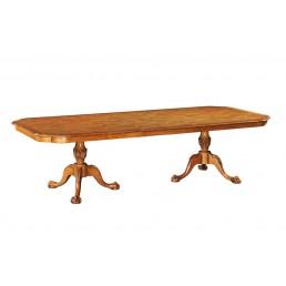 Hampton Walnut Dining Table