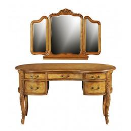 Hampton Walnut Dressing Table