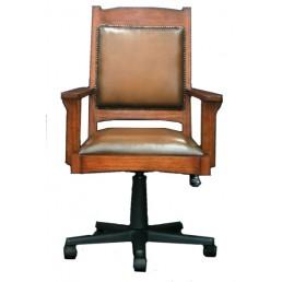 Hampton Walnut Office Chair