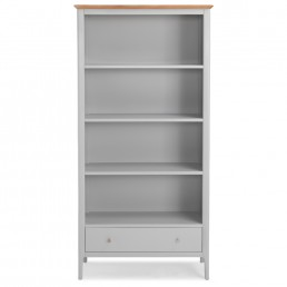 Homestead Painted Large Bookcase
