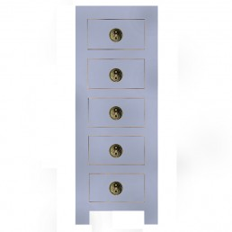 Huamei Tall Chest of Drawers