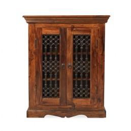 Jali Indian DVD Cabinet