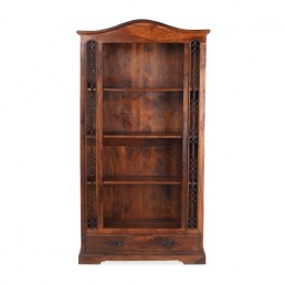 Jali 4 Indian Shelf Bookcase