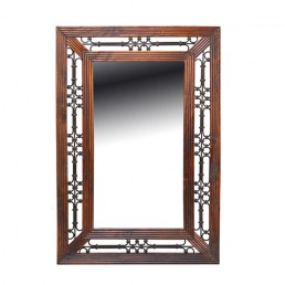 Jali Indian Mirror