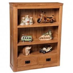 Knightsbridge Oak Bookcase