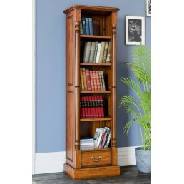 La Reine Narrow Alcove Bookcase