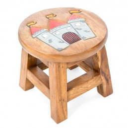 Childs Stool – Castle