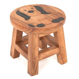 Childs Stool – Dog