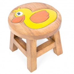 Childs Stool – Duck