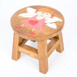 Childs Stool – Fairy