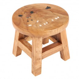 Childs Stool – Hippo